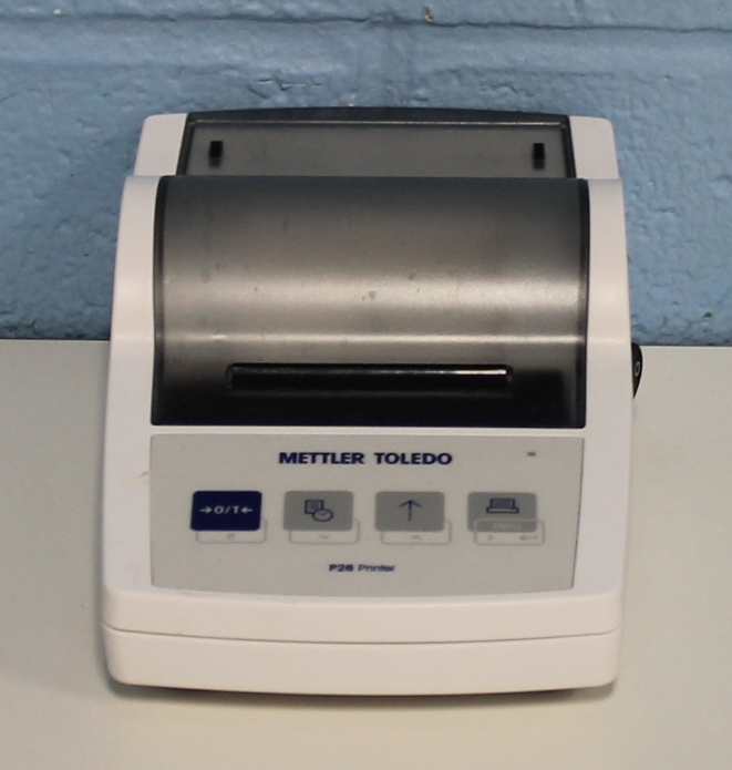 Mettler Toledo RS-P26 Compact Printer Image