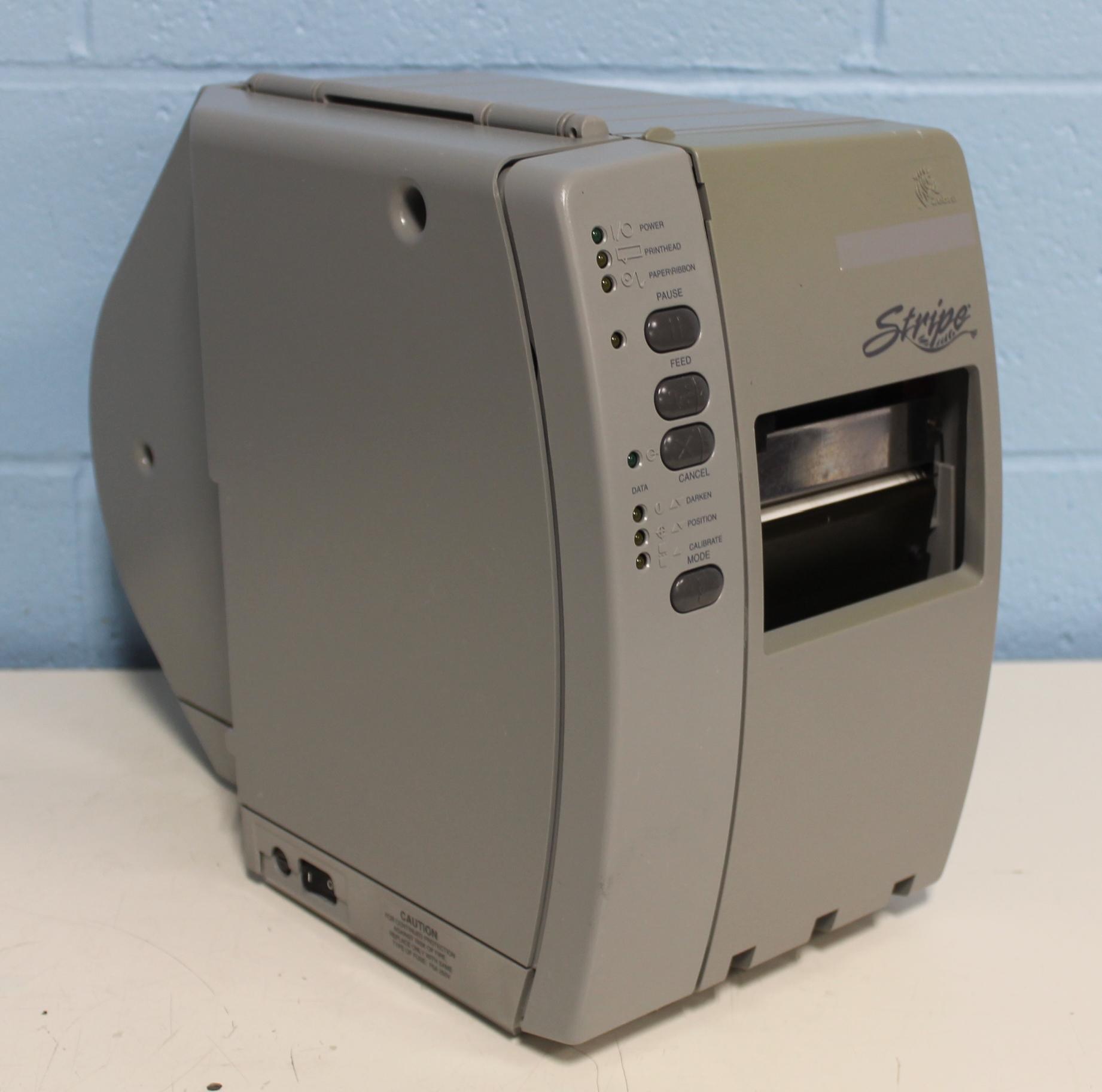 Refurbished Zebra Technologies Inc S400-TM Label Thermal Printer
