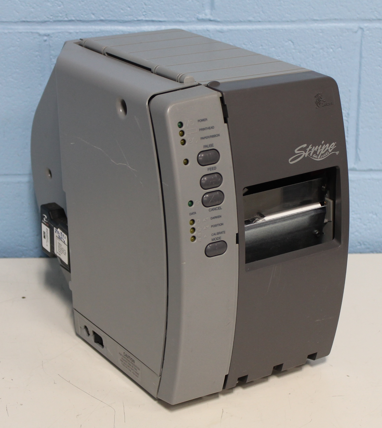 Refurbished Zebra Technologies Inc S600 Label Thermal Printer