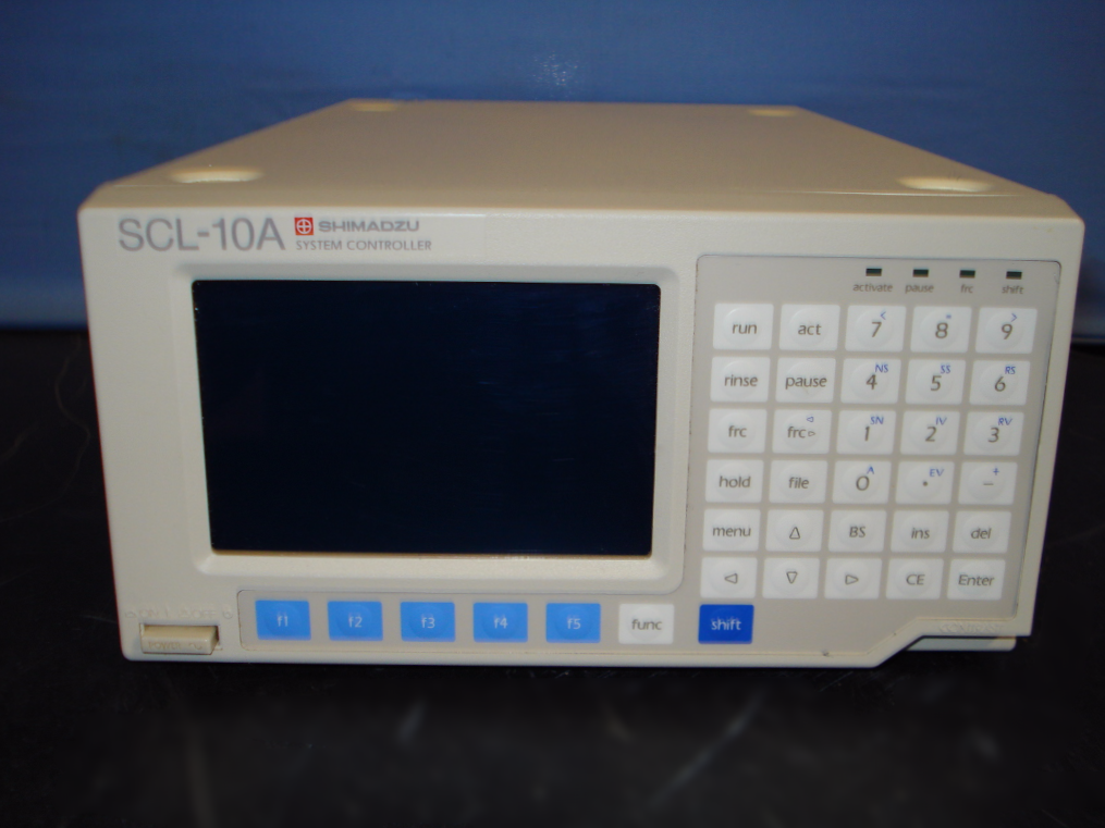 Shimadzu SCL-10A System Controller Image