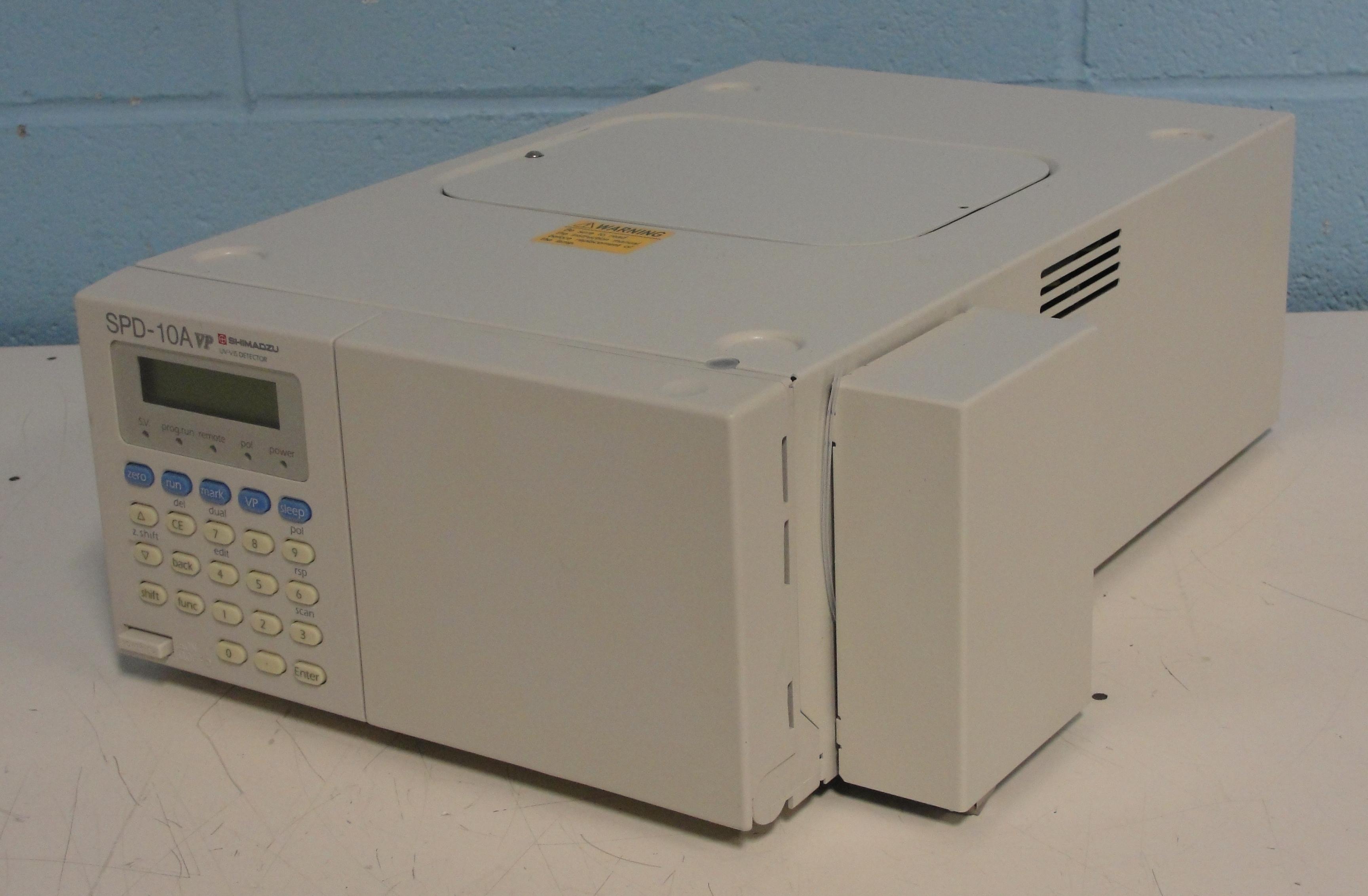 Refurbished Shimadzu SPD-10A VP UV-Vis Detector