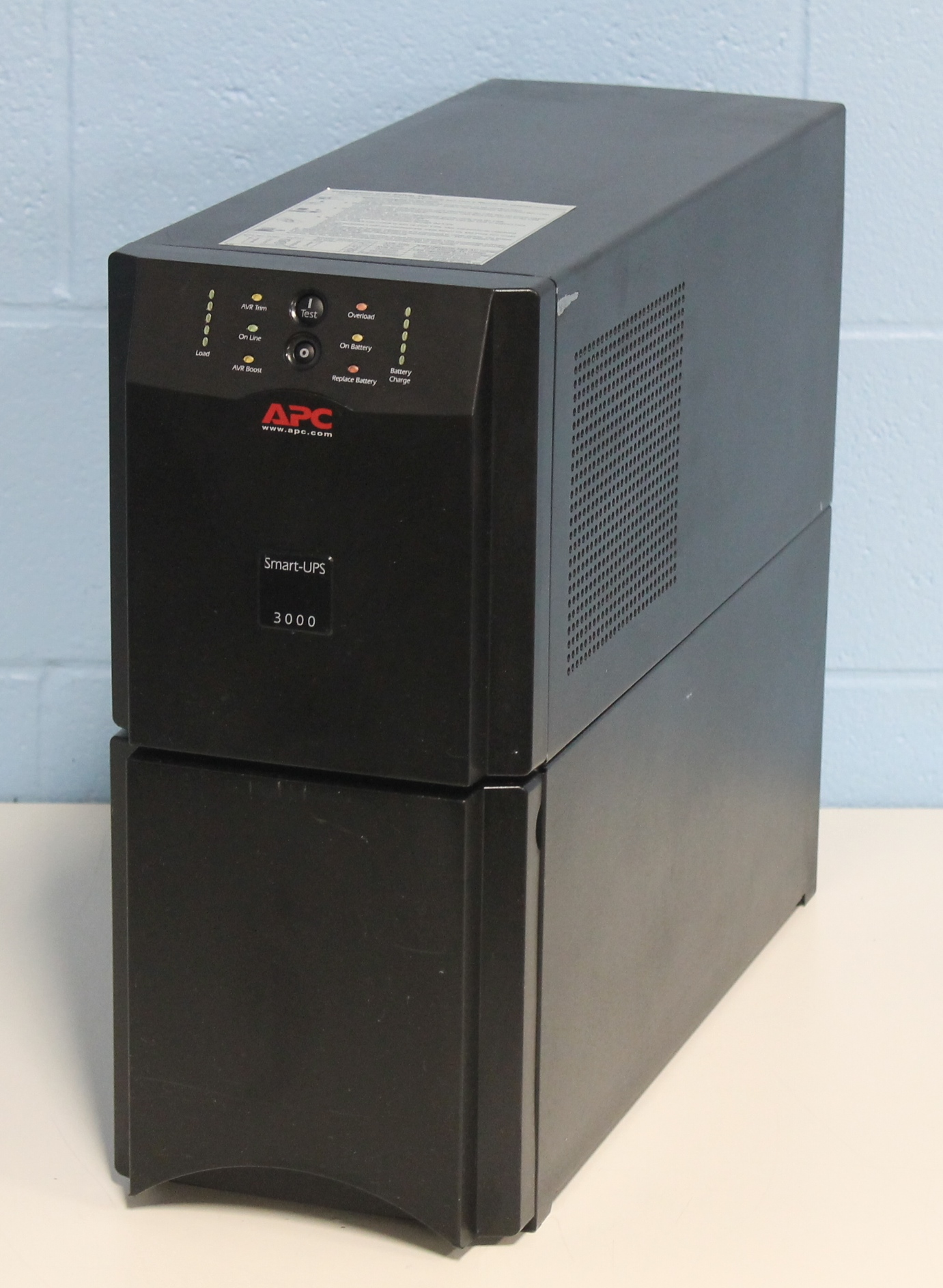 Back Up Sensors >> Refurbished APC SUA3000 Smart-UPS 3000VA 120V