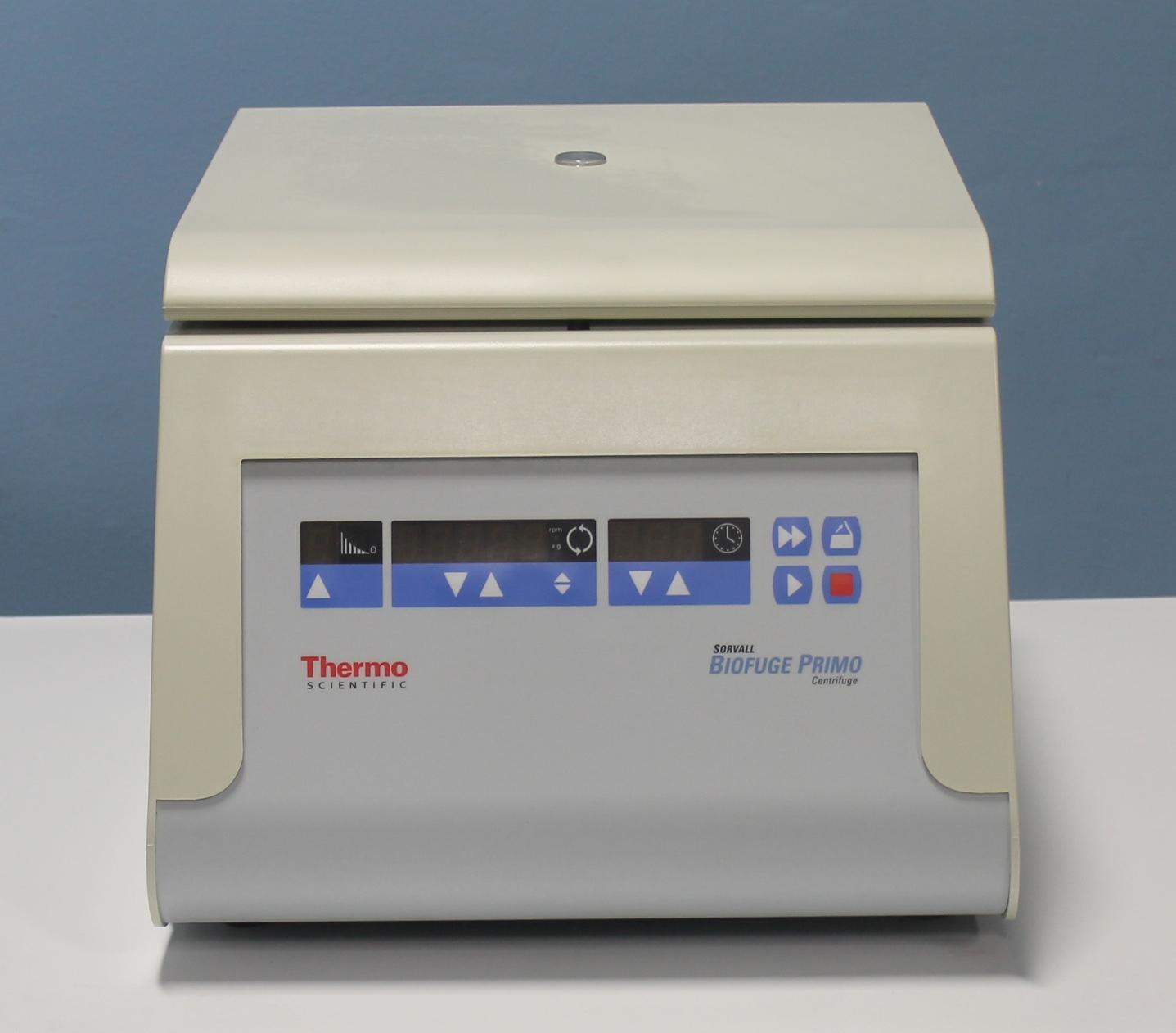 Thermo Scientific Sorvall Biofuge Primo Centrifuge Image
