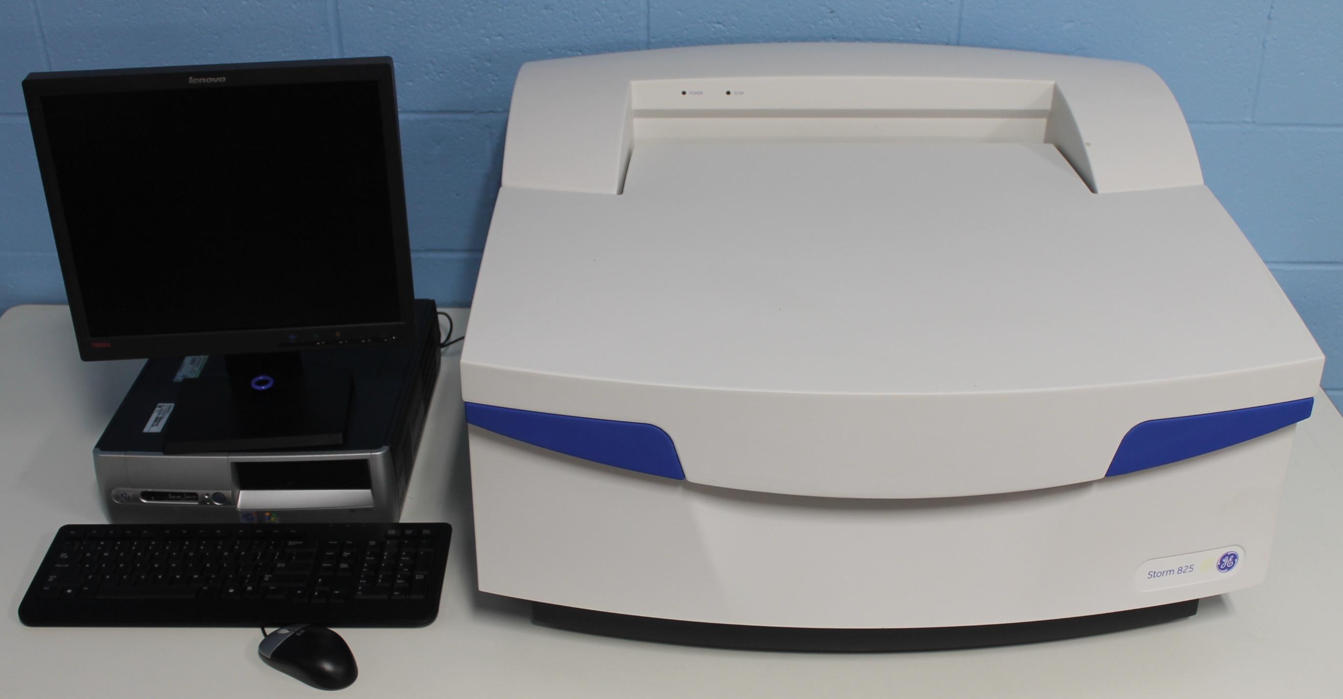 Refurbished Ge Healthcare Life Sciences Storm 825 Imaging