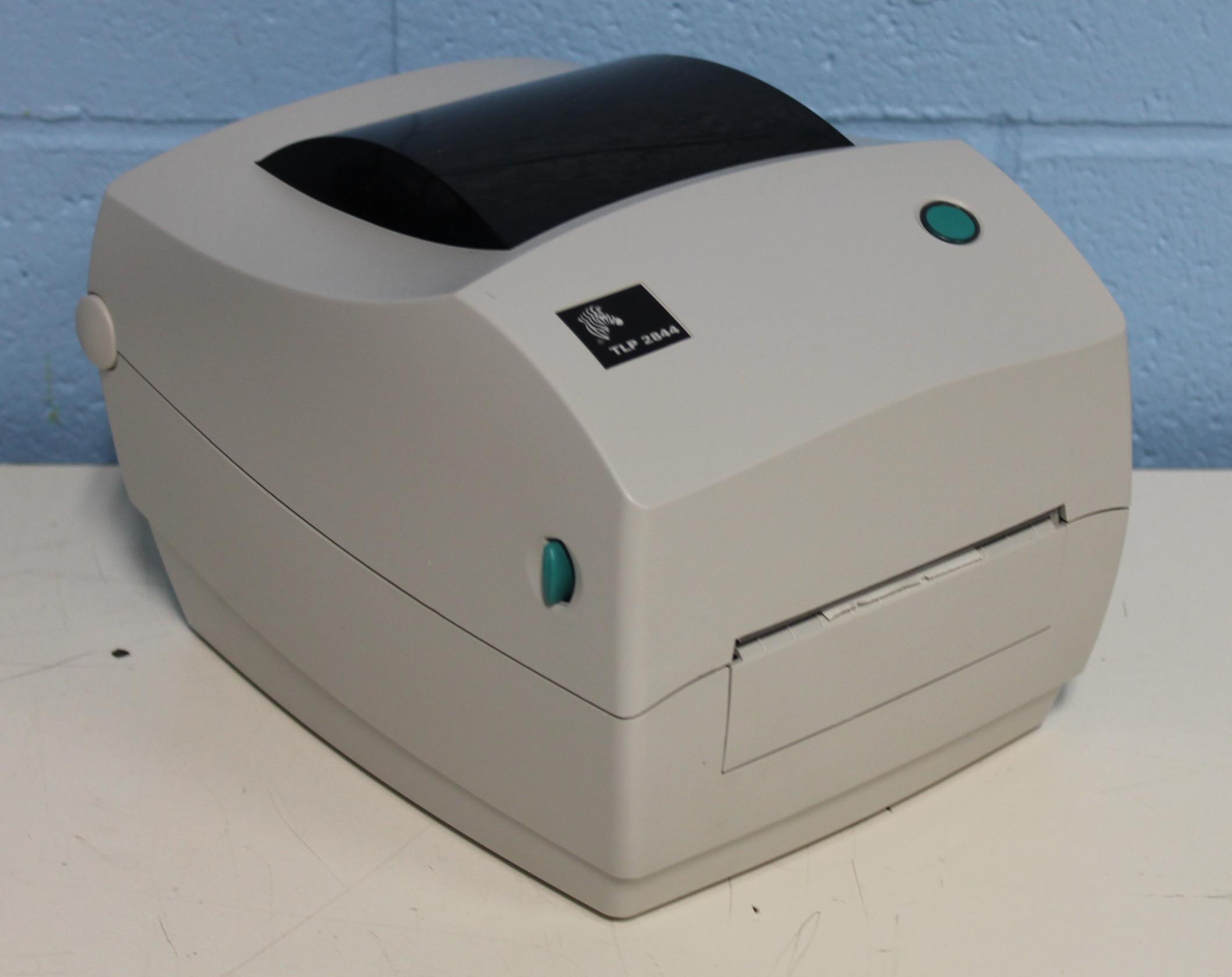 Refurbished Zebra Technologies Inc TLP 2844 Label Printer Zebra Tlp 2844