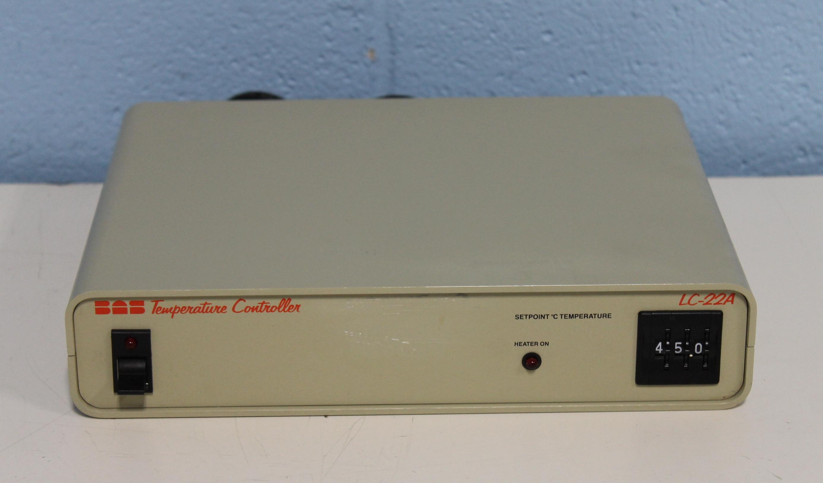 BAS LC-22A Temperature Controller  Image
