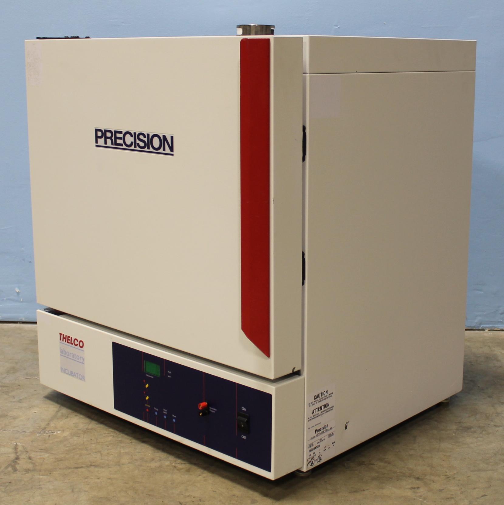Refurbished Precision Thelco Gravity Convection Incubator