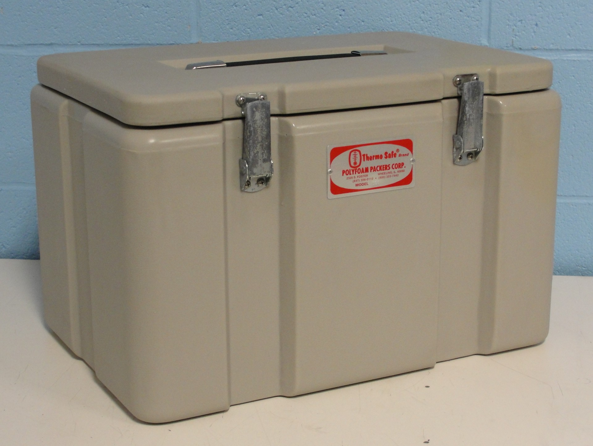 Refurbished Thermosafe Thermosafe Storage And Transport