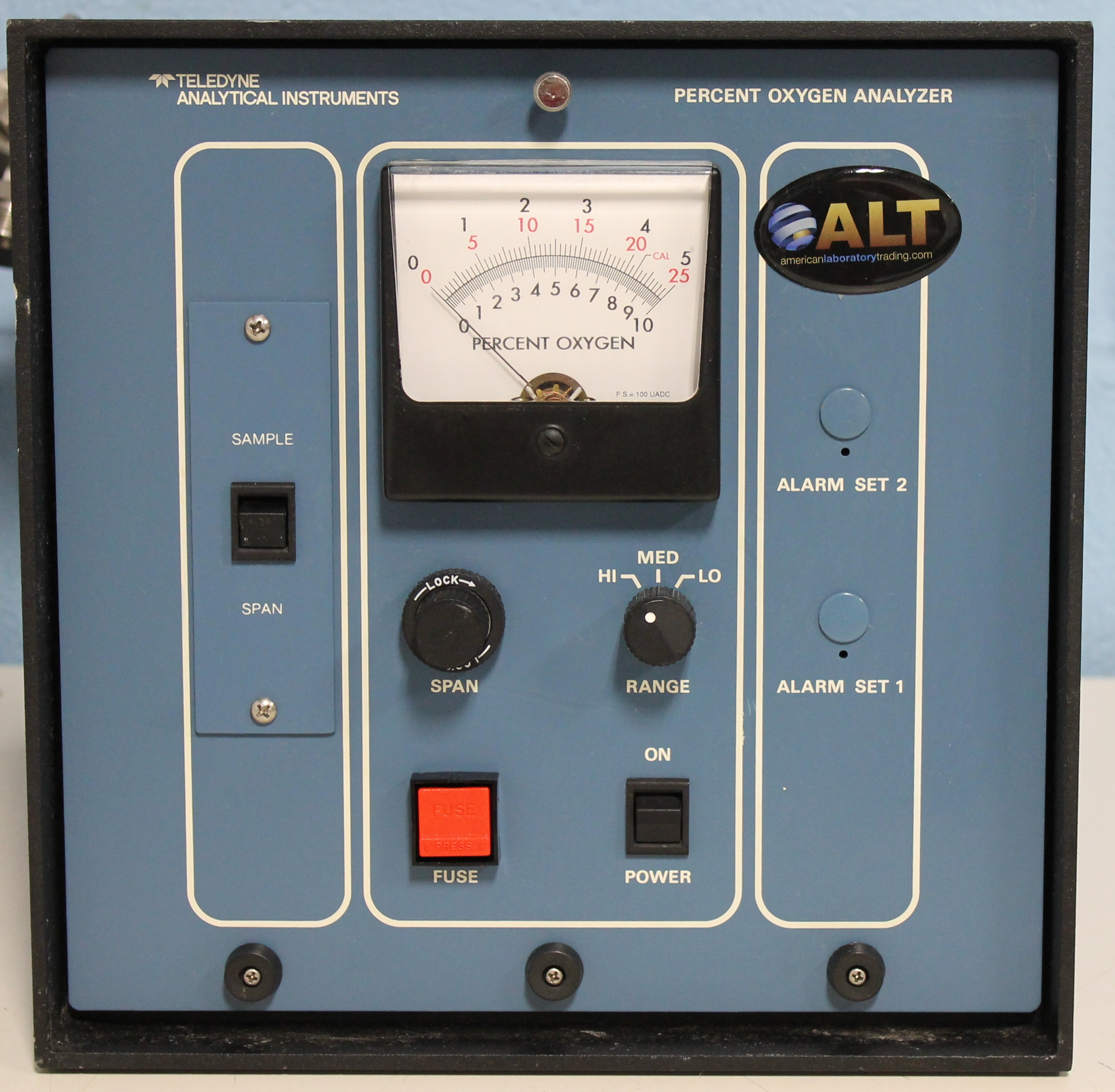 Refurbished Teledyne Analytical Instruments Trace Oxygen