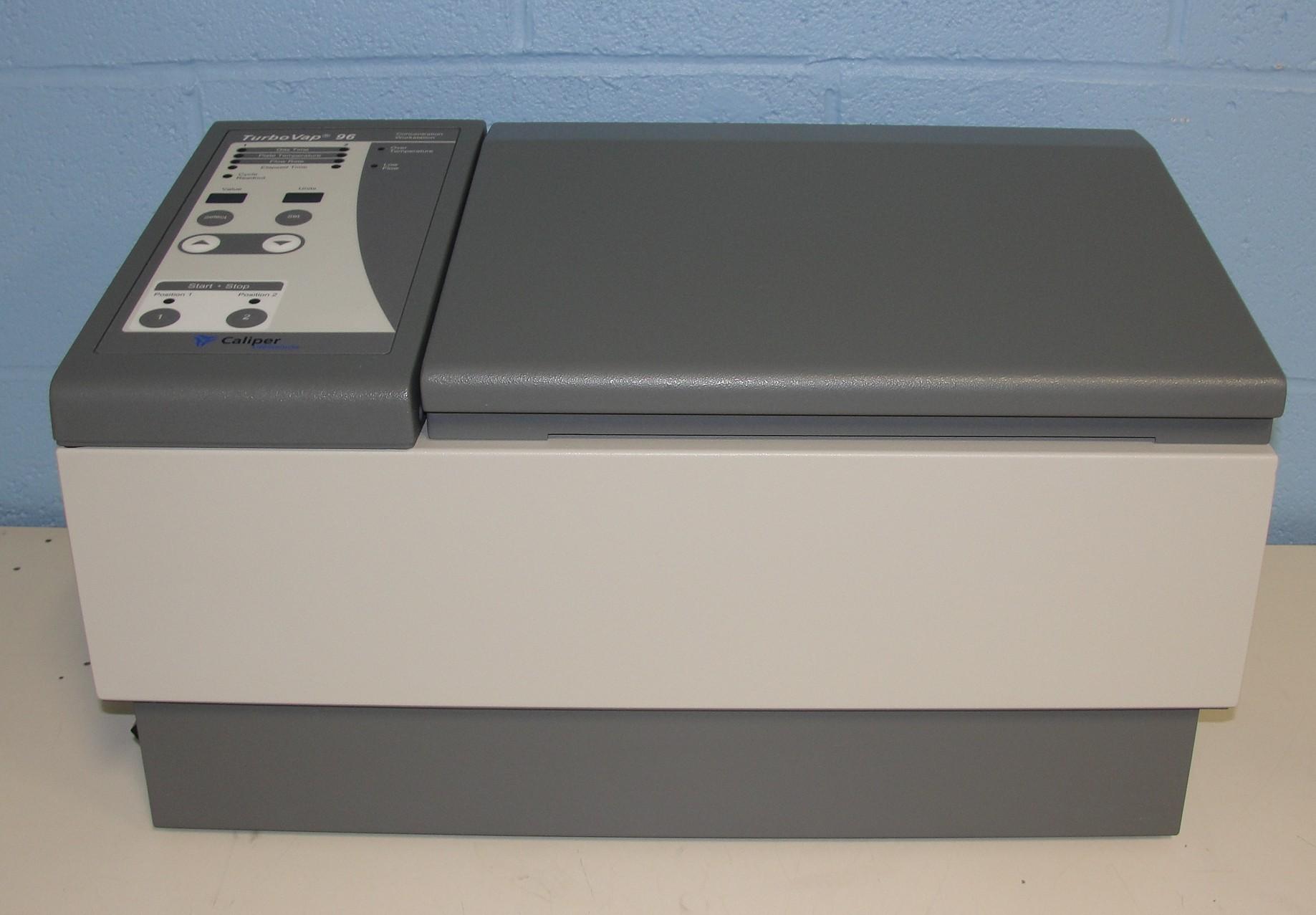 Caliper Life Sciences TurboVap 96 Concentration Evaporator Workstation Image