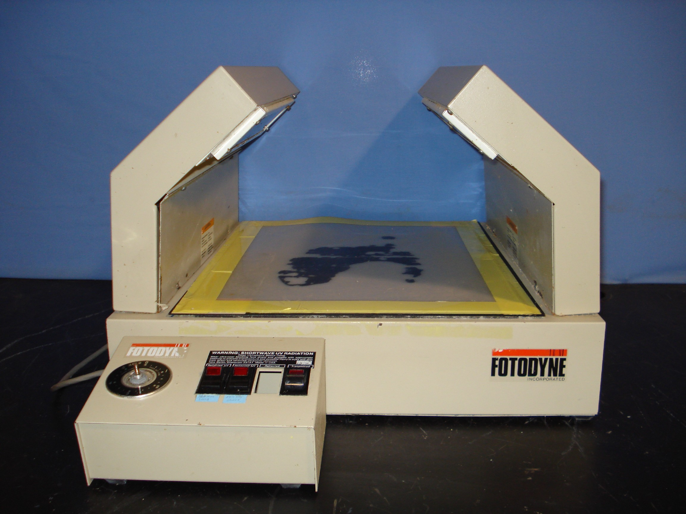 Fotodyne UV Light Box Model 3-4500 Image