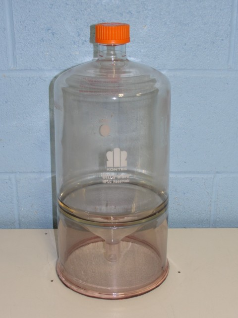 Kontes 5000 mL Ultra-ware HPLC Reservoir Image
