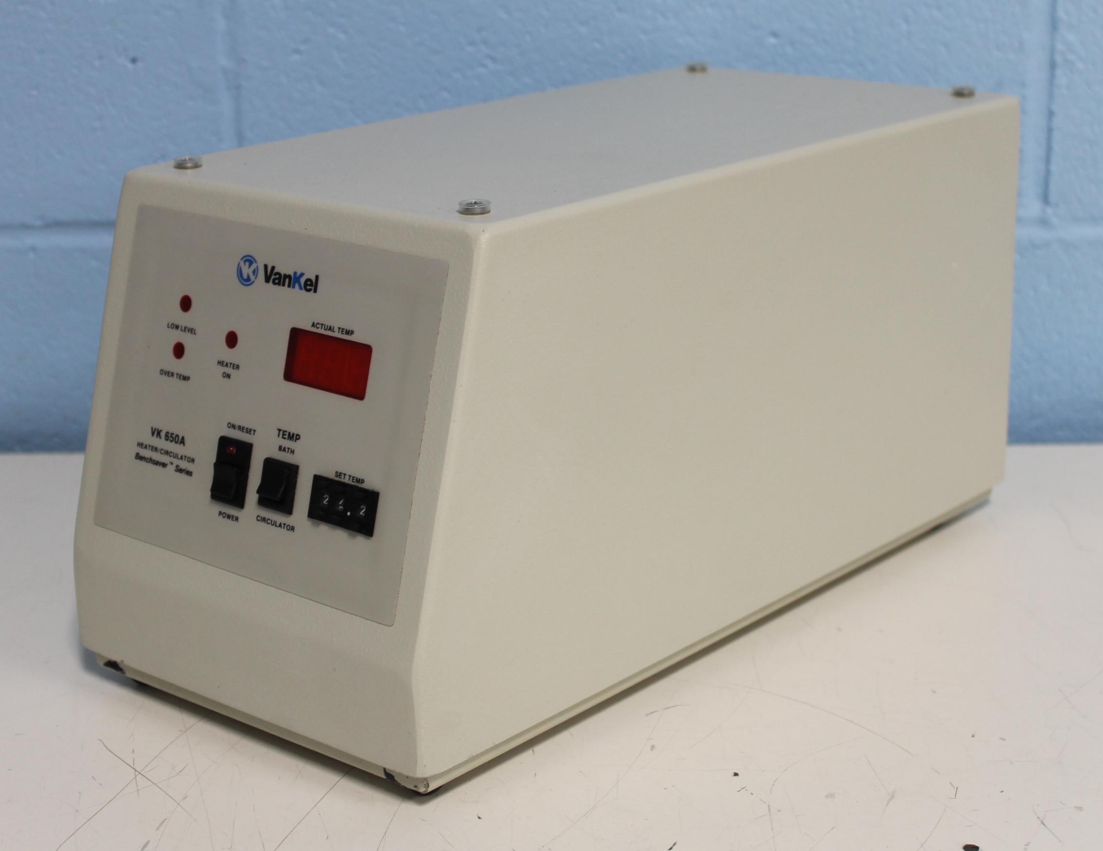 Refurbished Vankel VK 650A Heater/Circulator Benchsaver Series