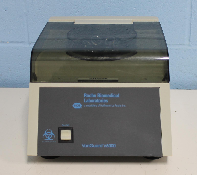 Roche Applied Science Vanguard V6000 Benchtop Centrifuge Image