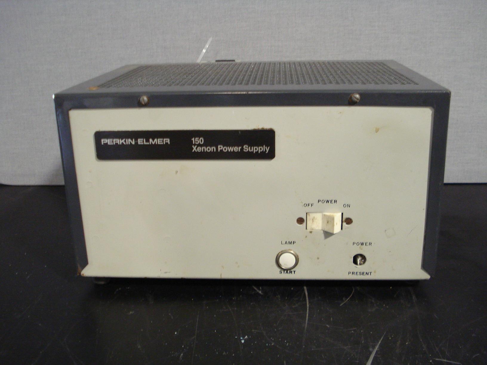 PerkinElmer Xenon Power Supply Model 150 Image