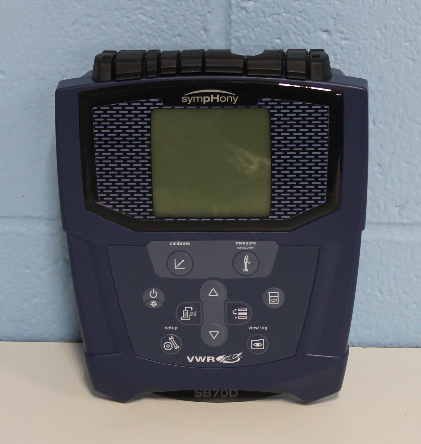 VWR sympHony SB70D Dissolved Oxygen Meter Image