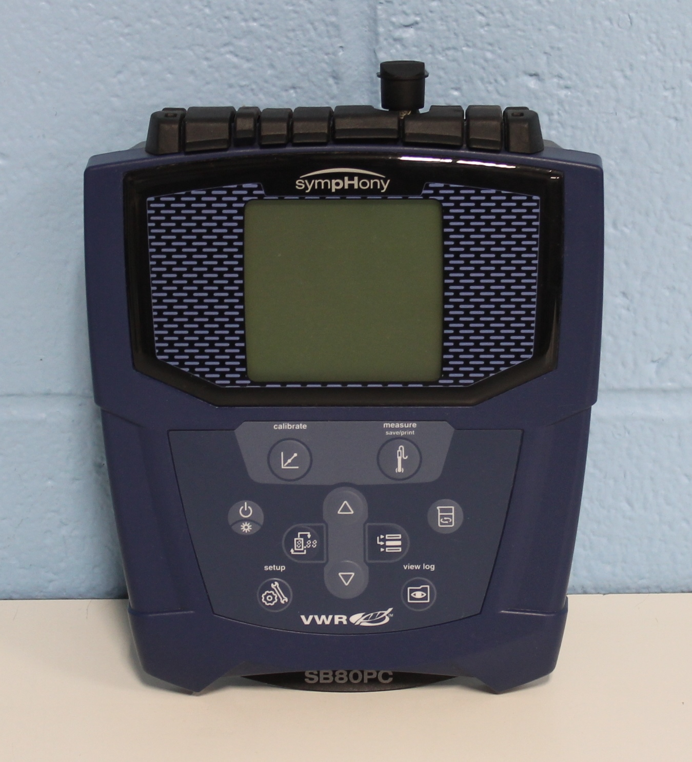 Vwr Conductivity Meter : Refurbished vwr symphony sb pc benchtop ph conductivity meter