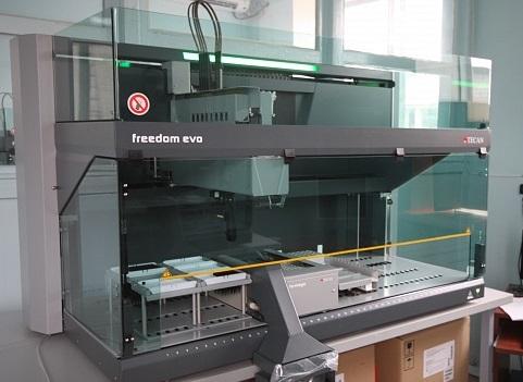 Refurbished Tecan Freedom Evo 2 200 Base Liquid Handler