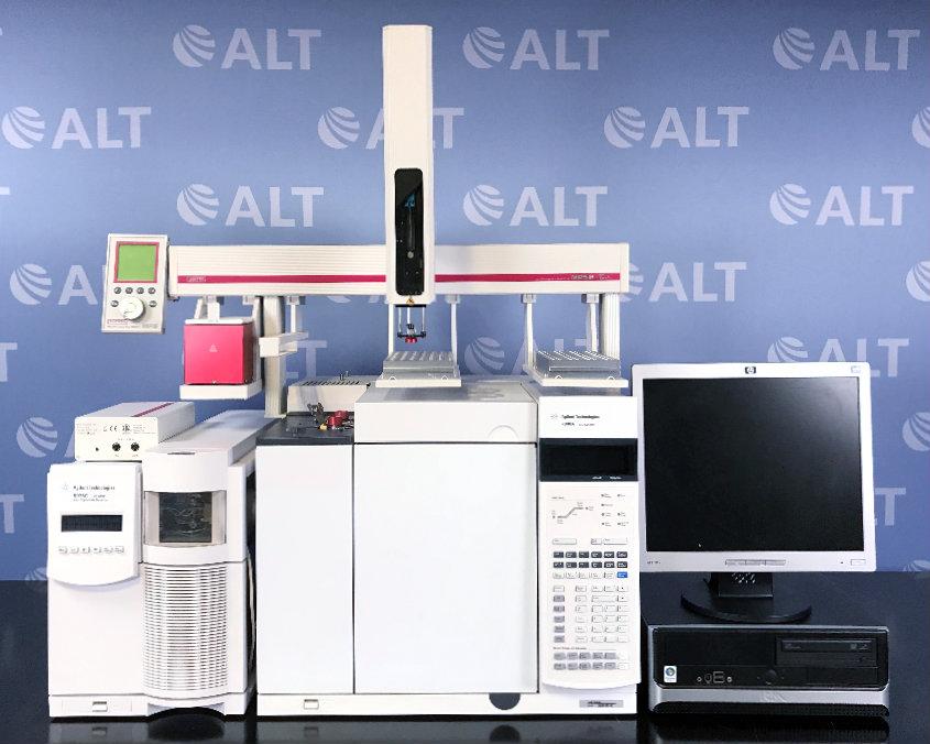 Agilent Technologies 7890A (G3440A) GC With 5975C (G3170A) VL MSD Image