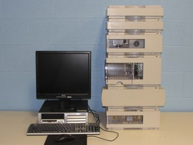 1100 Series HPLC System with G1315A DAD and G1311A Quat Pump