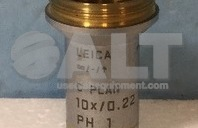 Leica C Plan 10 x 0.22na Microscope Objective