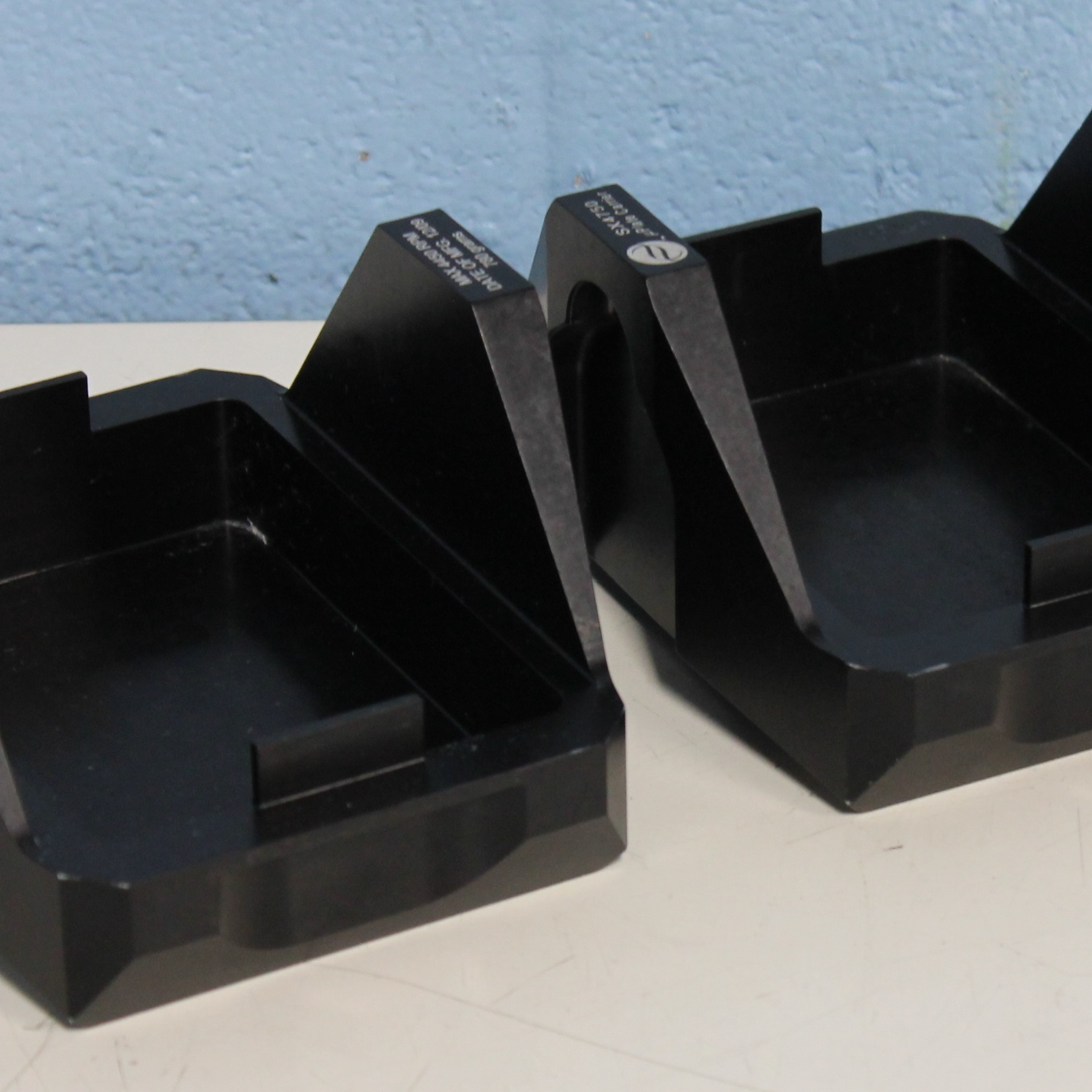 (2) SX4750  Microplate Carriers for 4 x 750 mL Rotor