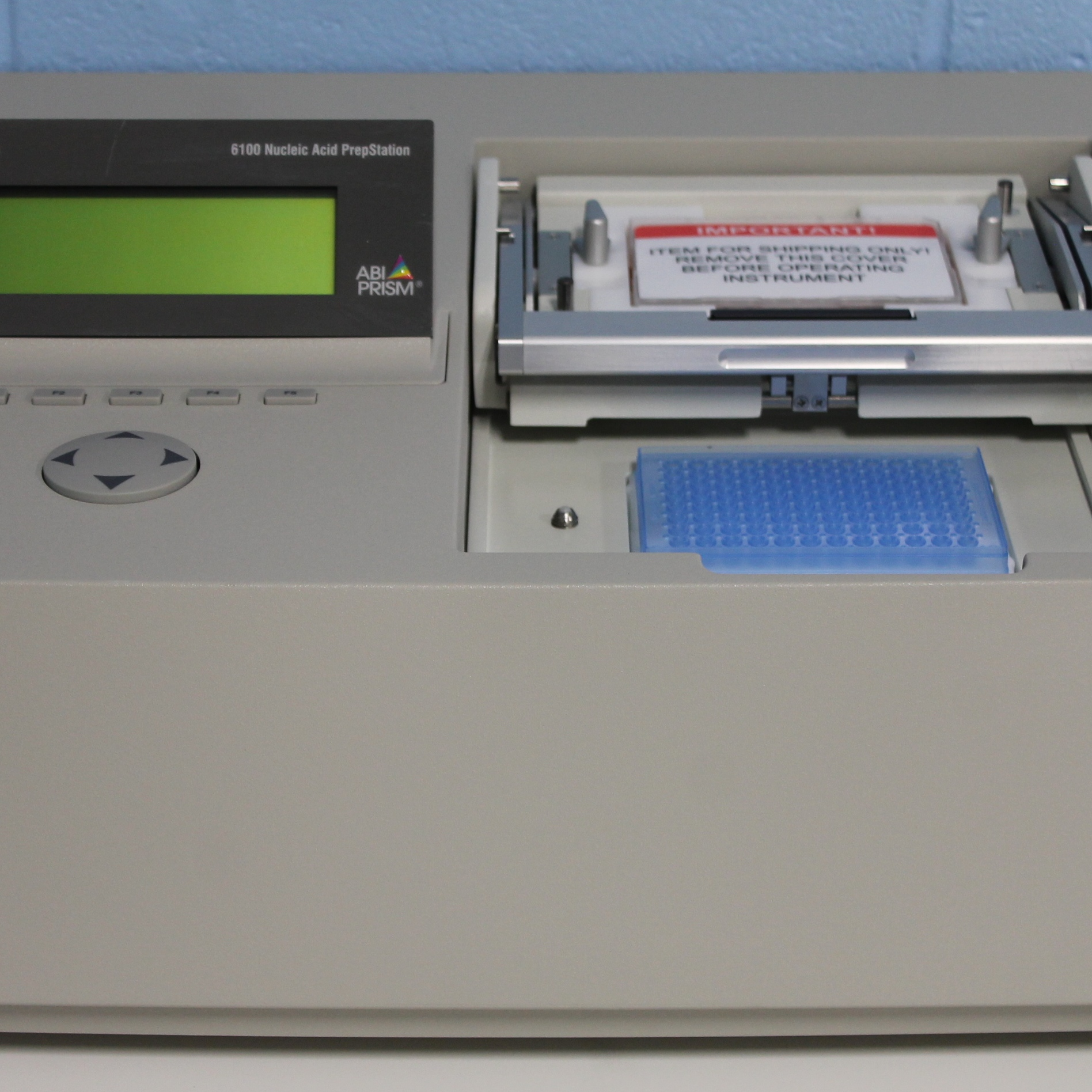 Applied Biosystems ABI PRISM 6100 Nucleic Acid PrepStation P/N 4326351 Image