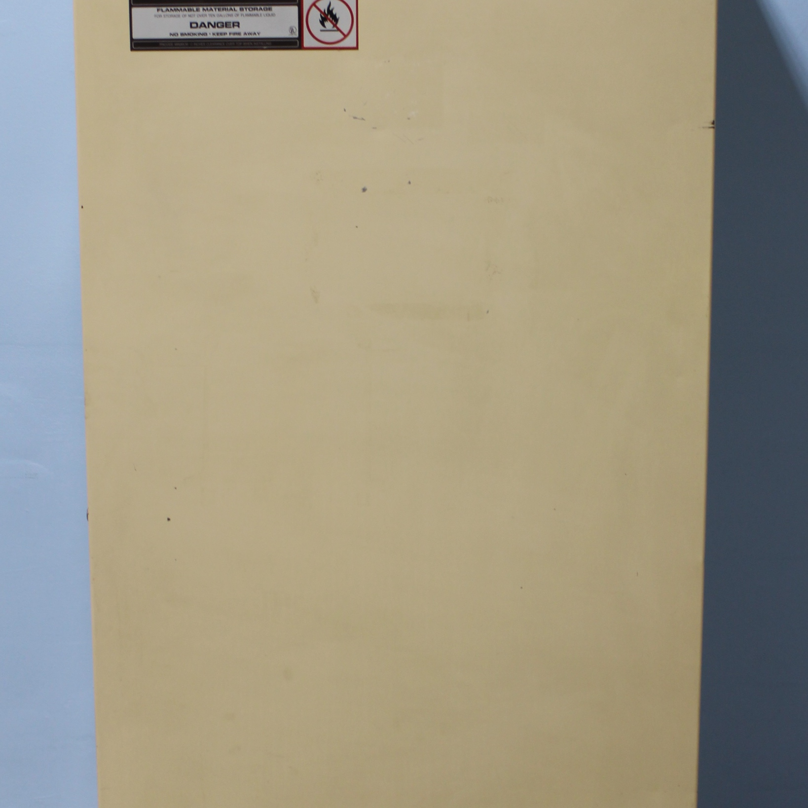 Isotemp Flammable Material Storage Freezer Model 425F