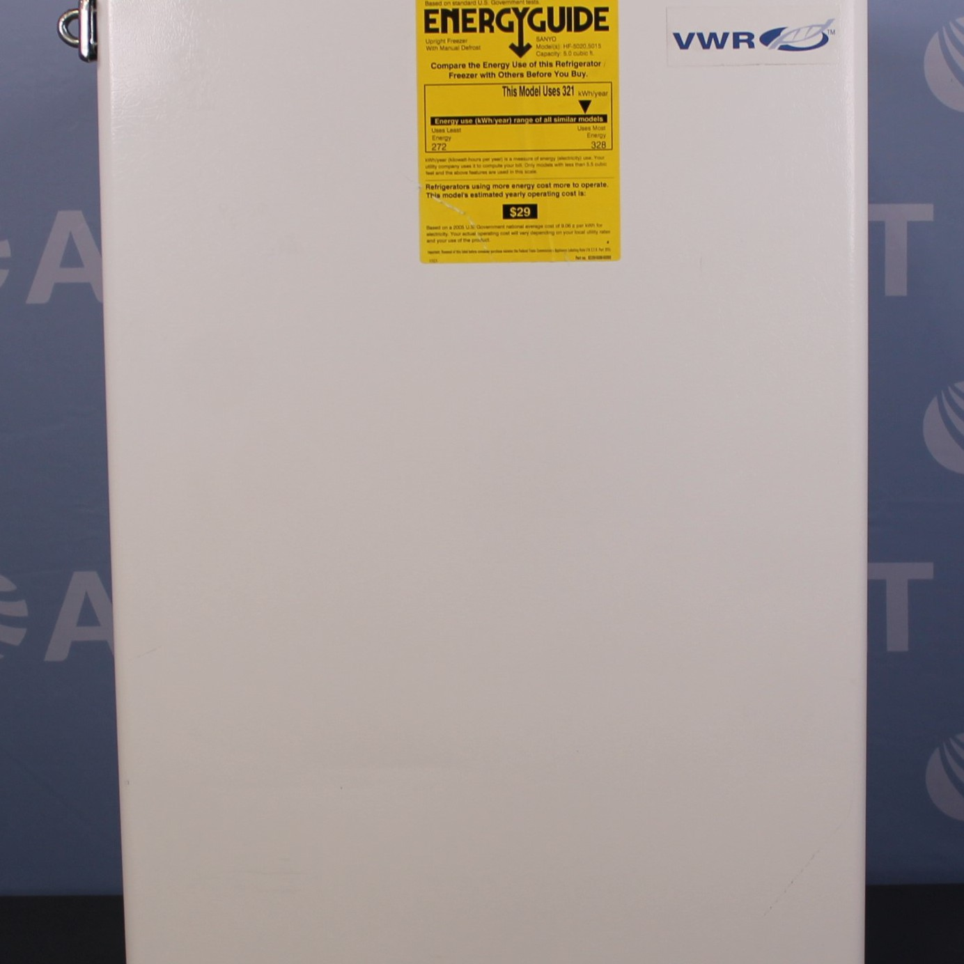 HF-5015 Undercounter Laboratory Freezer Name
