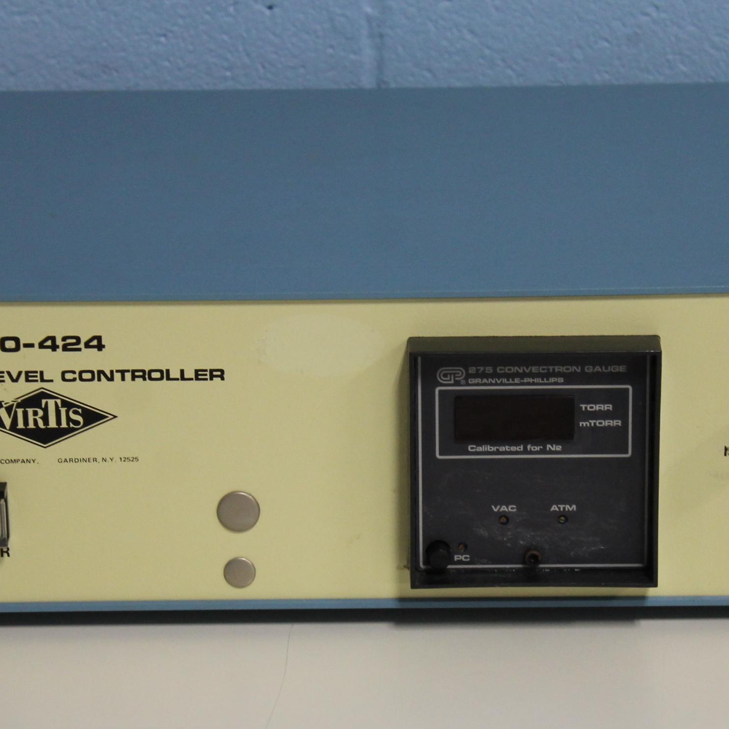 10-424 Vacuum Level Controller Name