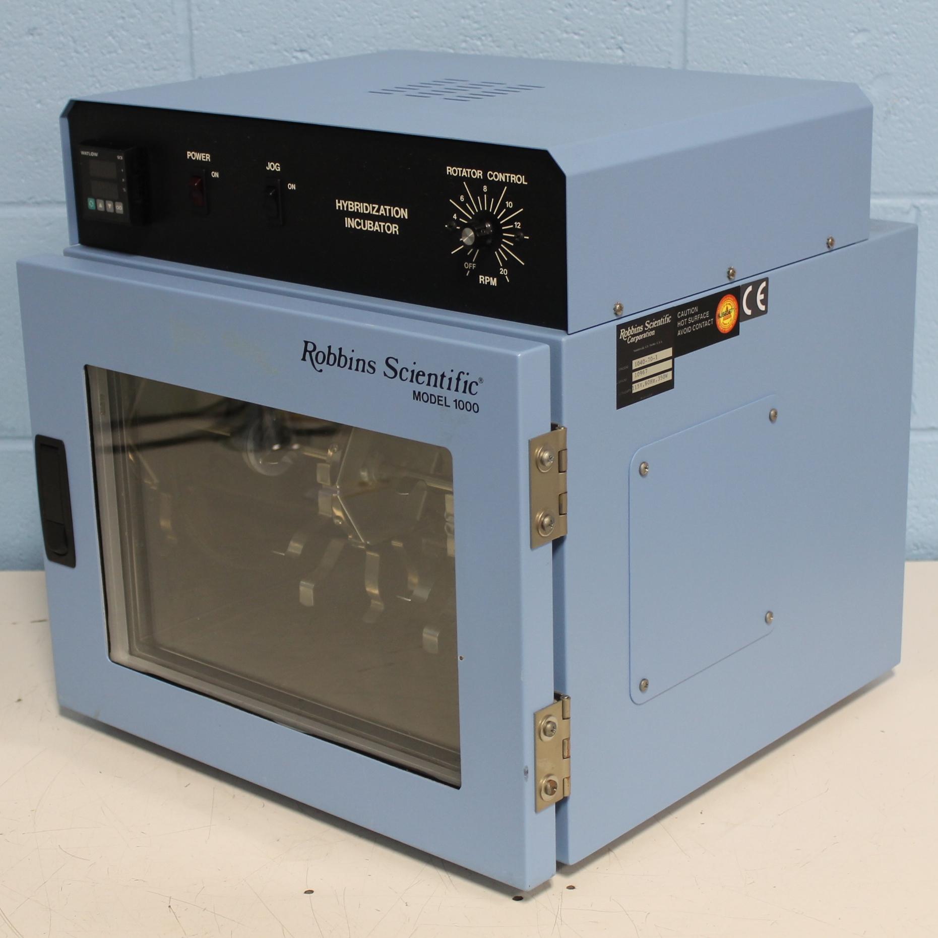 Robbins Scientific 1000 Hybridization Incubator Image