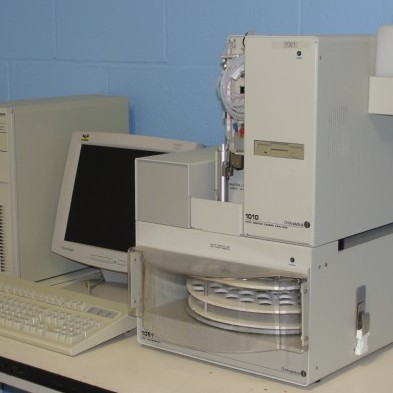 O.I.Analytical 1010 TOC Analyzer System with with Model 1051 Vial Autosampler. Image