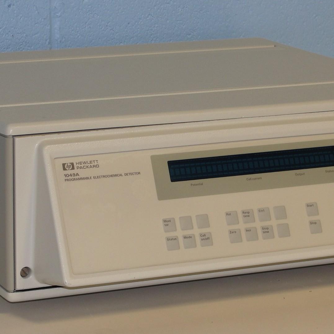 Hewlett Packard 1049A Programmable Electrochemical Detector Image