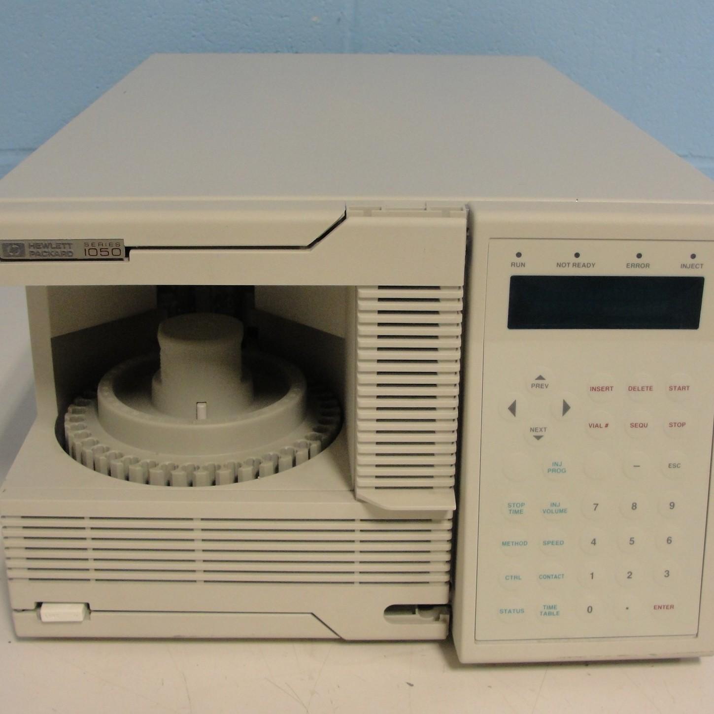 Hewlett Packard 1050 Autosampler Model 79855A Image