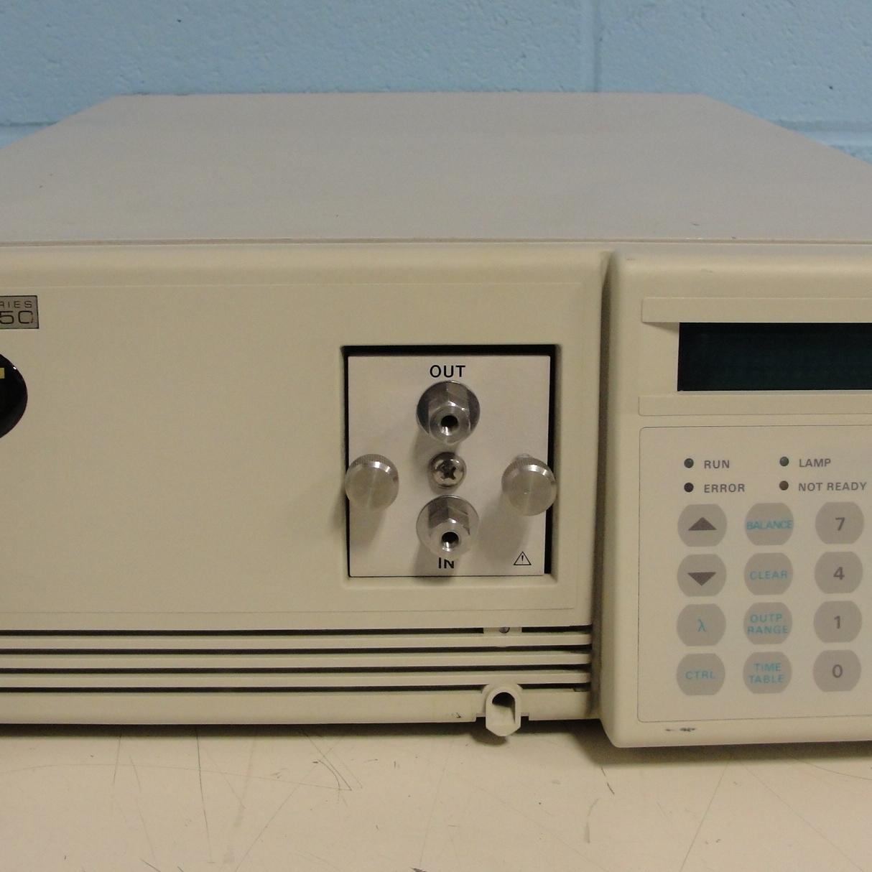 Hewlett Packard 1050 Series Variable Wavelength Detector (VWD) Model 79853C Image