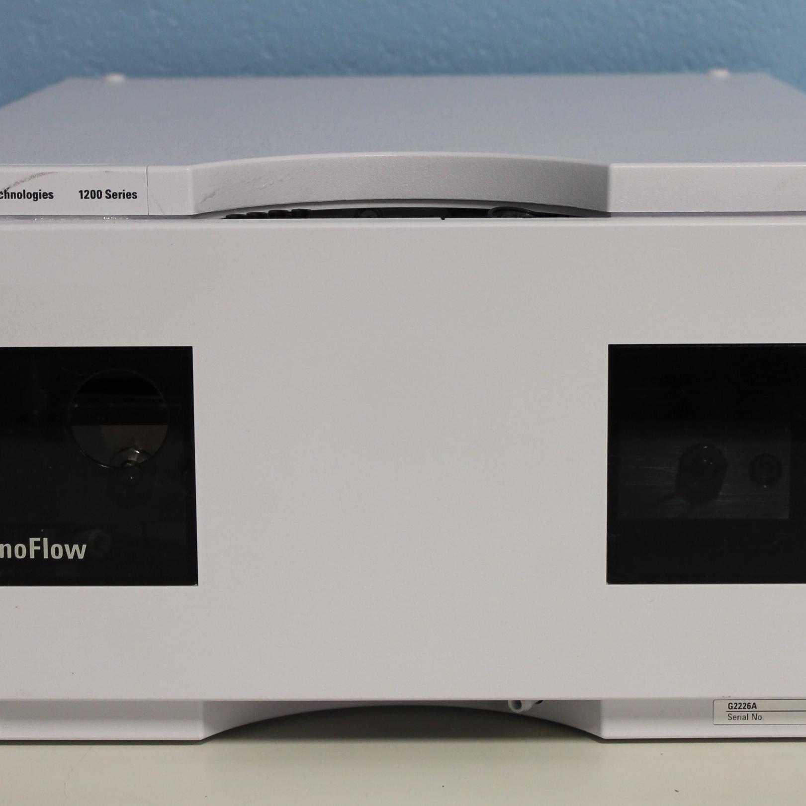 1200 Series G2226A Nano Pump