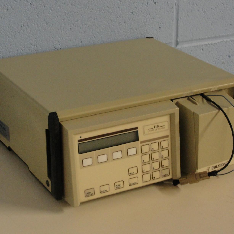 Gilson 118 UV/VIS Detector Image