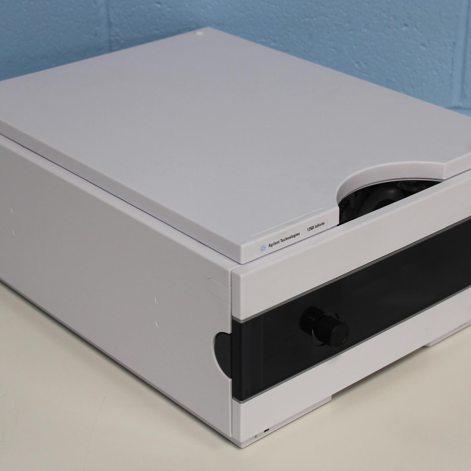 Agilent Technologies 1200 Series (G1310B) 1260 Infinity Isocratic Pump Image