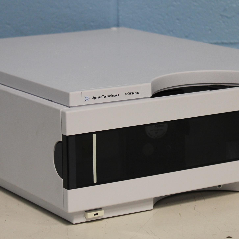 Agilent Technologies 1200 Series FLD G1321A Fluorescence Detector Image