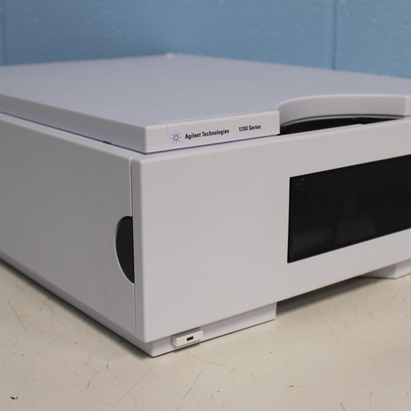 Agilent Technologies 1200 Series G1314B VWD Variable Wavelength Detector Image