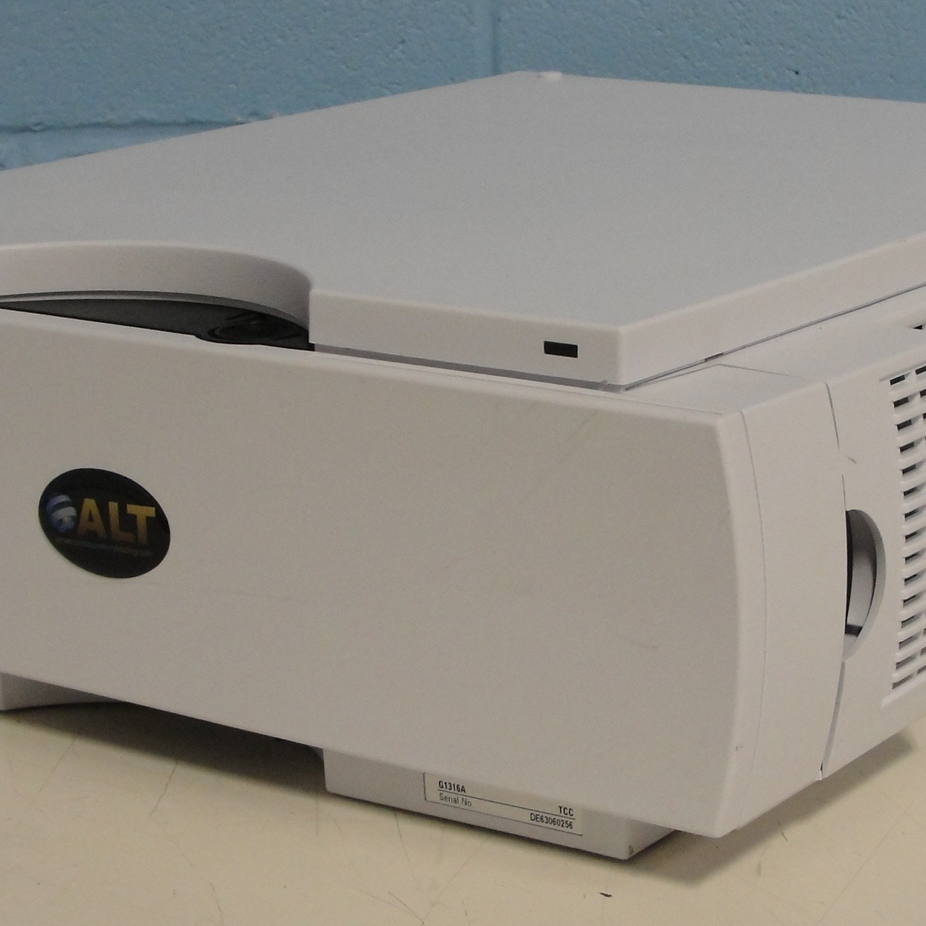 Agilent Technologies 1200 Series G1316A TCC Thermostatted Column Compartment Image