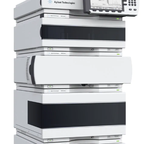 Agilent Factory Refurbished 1290 HPLC System with Binary Pump Image
