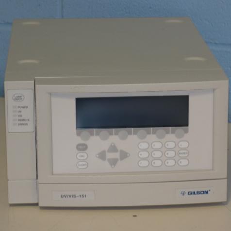 Gilson 151 UV-VIS Detector Image