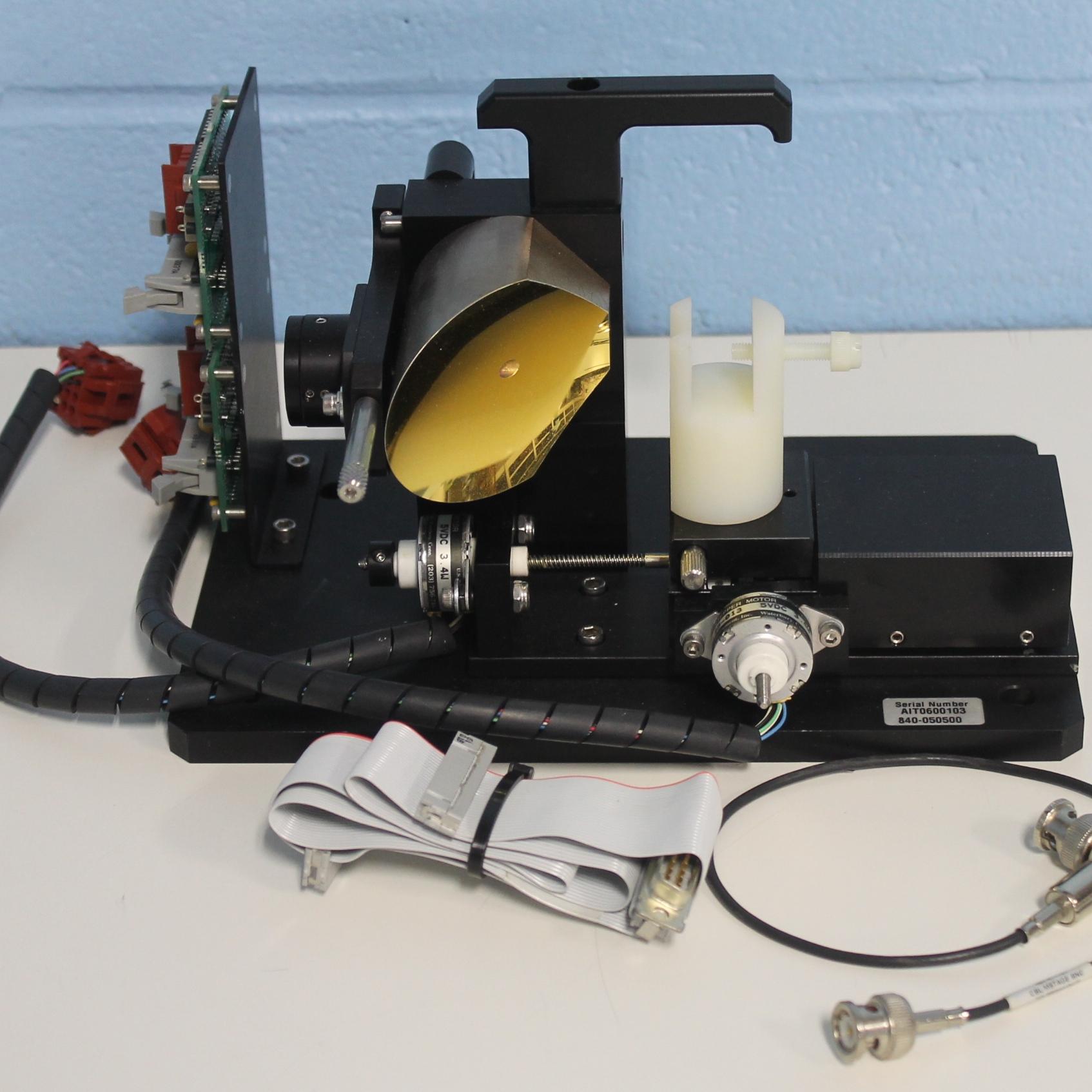 180  Reective Sampling Accessory (FT-Raman) P/N 840-050500 Name