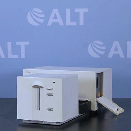 Agilent Technologies 8453 Diode Array UV/VIS Spectrophotometer Model G1103A with Single-Cuvette Holder Image