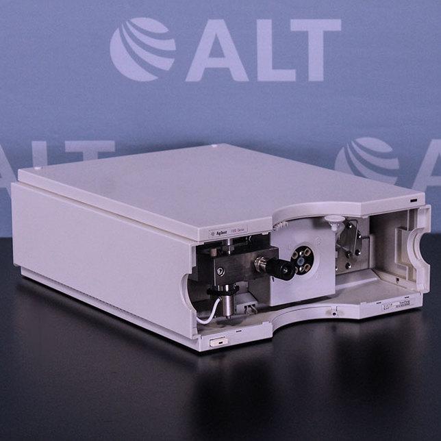 Agilent 1100 Series G1311A QuatPump Image