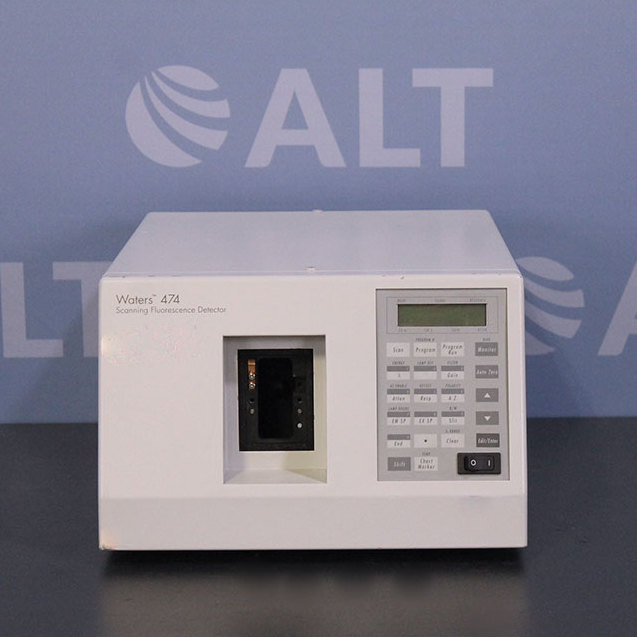 Waters 474 Scanning Fluorescence Detector Image