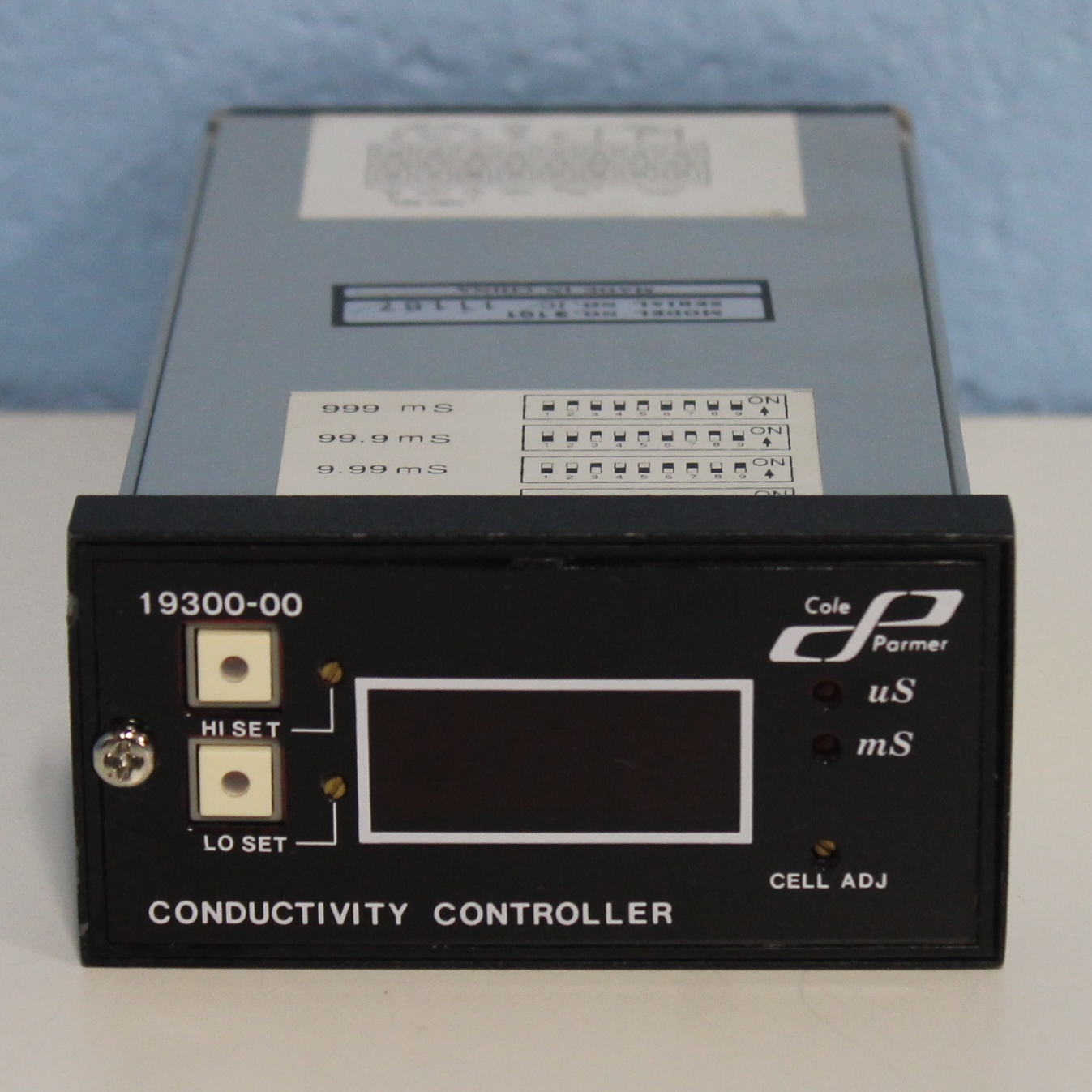 19300-00 Conductivity Controller Model 3101