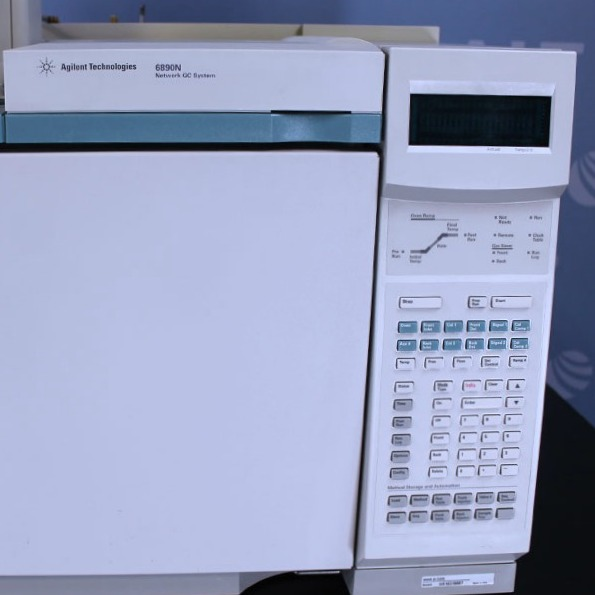 Agilent 6890 GC/MS System with 5973 MSD Image