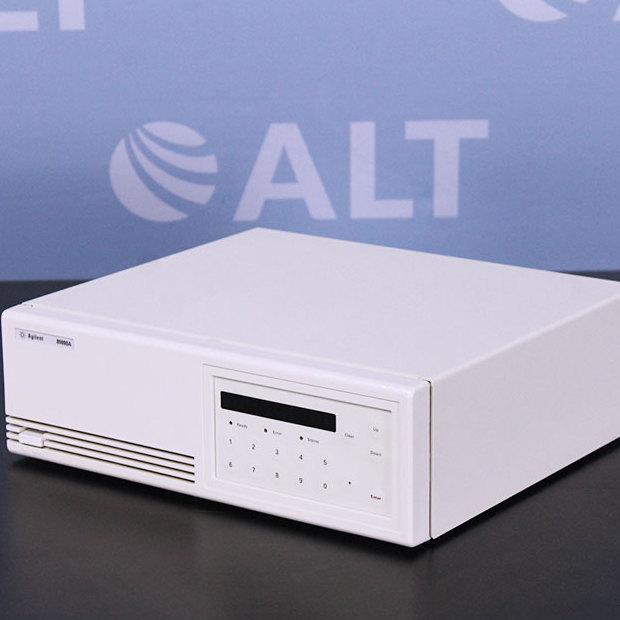 Agilent 89090A Peltier Temperature Controller Image